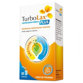 TurboLax bags in irregular digestion
