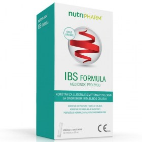 Nutripharm IBS formula za liječenje simptoma iritabilnog crijeva