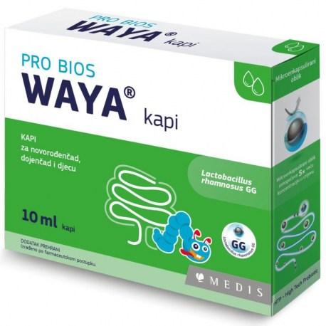 WAYA LGG Probiotičke kapi za dojenčad i djecu 10ml
