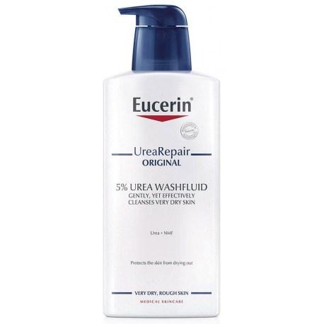 Eucerin UreaRepair ORIGINAL fluid za pranje sa 5% ureje