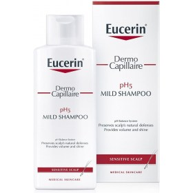 Eucerin DermoCapillaire pH5 šampon 250ml