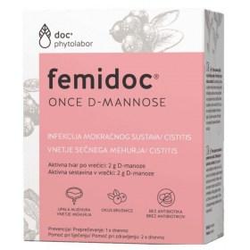 femidoc ONCE D-manoza vrećice 2g