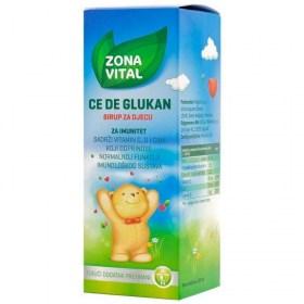 CE DE Glukan sirup za djecu za jačanje imuniteta