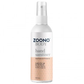 ZOONO Hand Sanitiser Hand Spray 100ml