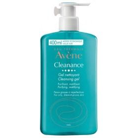 Avène Cleanance gel za čišćenje masne kože sklone aknama 400ml