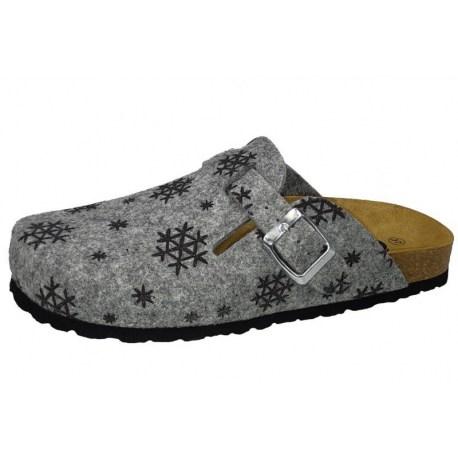 Mediwalk zimske papuče Pahuljice
