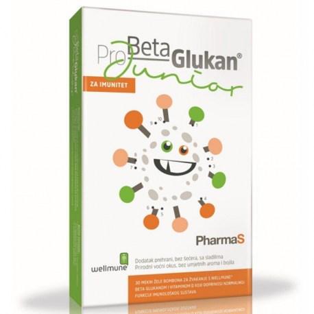 pharmas Pro Beta Glucan 1,275mg