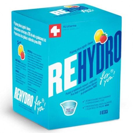 Rehydro Kids elektroliti za rehidrataciju djece
