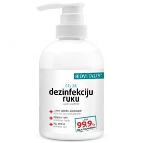 Biovitalis Gel za dezinfekciju ruku 300ml