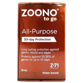Zoono To Go product to protect all surfaces 30ml