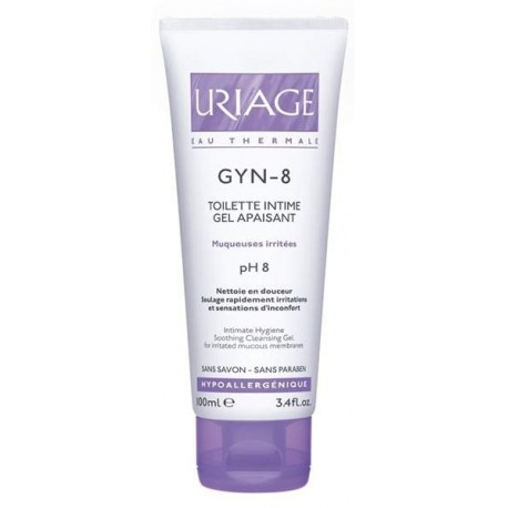 Uriage - gyn 8 gel za intimnu hig.100 ml