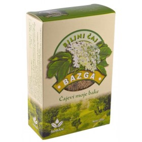 Suban Bazga cvijet čaj 40g