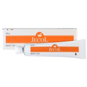 Jecol ointment, 25g