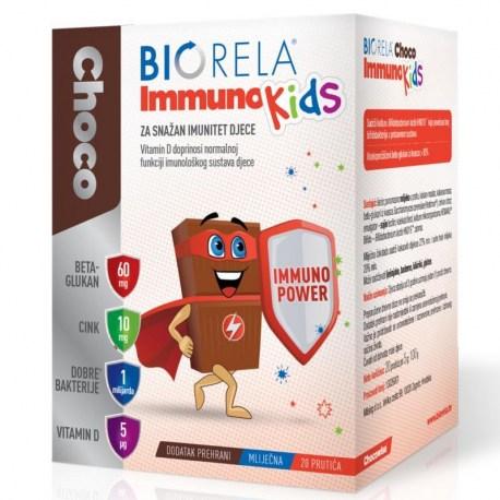 Biorela Choco Immuno Kids