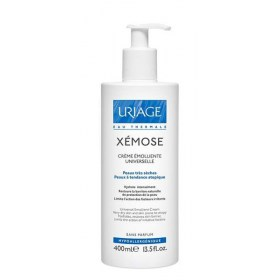 Uriage Xemose Emollient Cream, 400ml