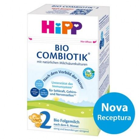 HiPP 2 BIO Combiotik mliječna hrana u BIO kvaliteti