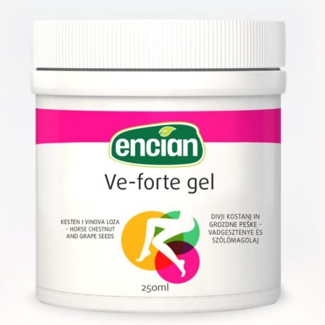 Encian Ve-forte gel 250ml