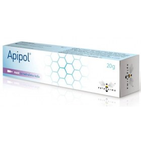 APIPOL ointment with propolis