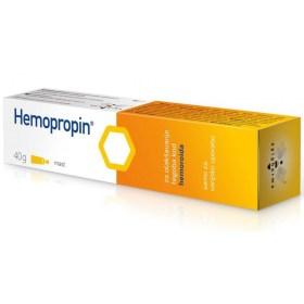 HEMOPROPIN mast s propolisom za olakšavanje tegoba kod hemoroida 40g
