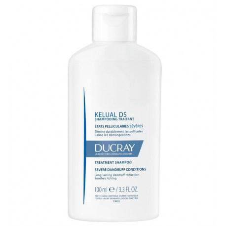 Ducray KELUAL DS tretman šampon za smanjenje prhuti i svrbež vlasišta