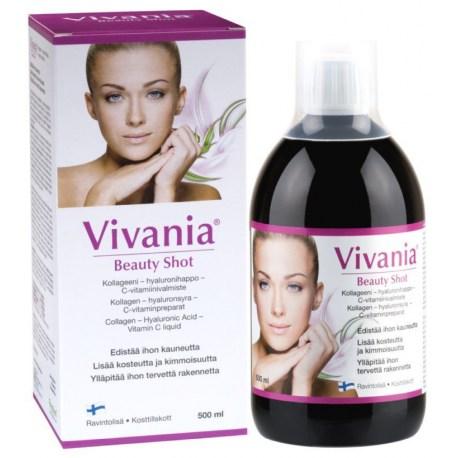 Vivania Beauty Shot tretman anti-age aktivni kolagen 500ml