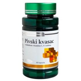 Biofarm Pivski kvasac kapsule 80 kom.