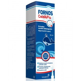 ForNOS Cold&Flu to relieve nasal symptoms in colds and flu