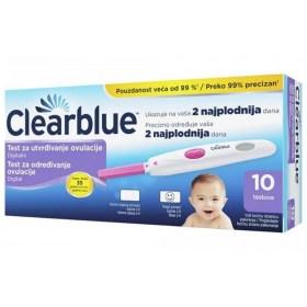 Clearblue Digital test za utvrđivanje ovulacije