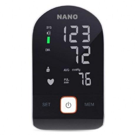 Tlakomjer za nadlakticu NANO Black Line Prestige + adapter