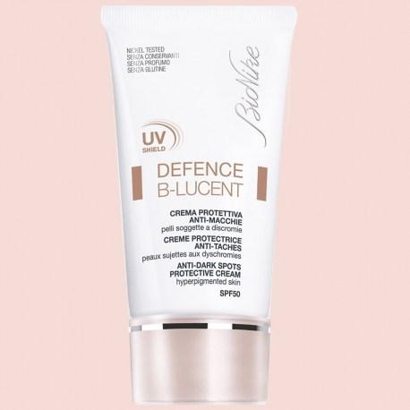 BioNike DEFENCE B-LUCENT SPF 50 zaštitna krema (Anti-dark spots protective cream)