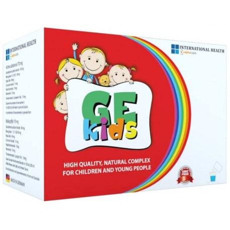 GE KIDS vrećice za jačanje imuniteta djece 15x4g