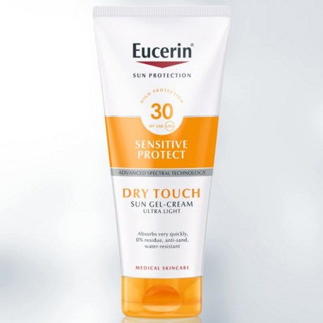 Eucerin Oil Control Dry Touch gel krema za tijelo SPF 30 200ml