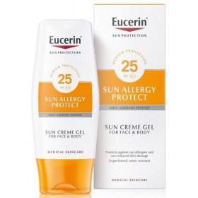 Eucerin krema-gel za zaštitu od alergija izazvanih suncem SPF25