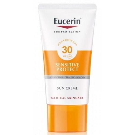 Eucerin Sensitive Protect krema za zaštitu kože lica od sunca SPF 30 50ml