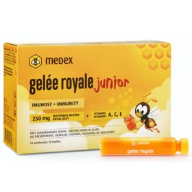 Medex Gelée royale Junior matična mliječ ampule 10 x 9ml