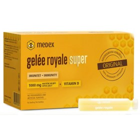 Medex gelee royale 1,000mg Super ampoule 16x9ml