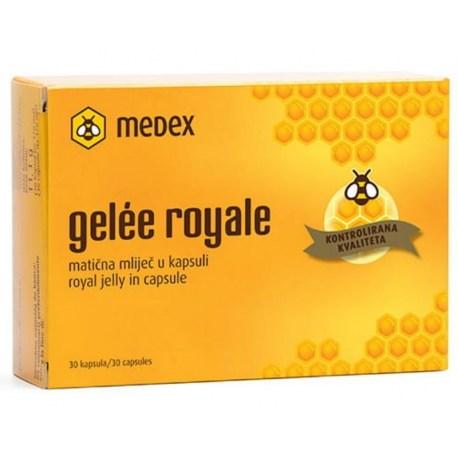 Medex royal jelly capsules