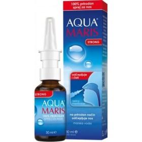 Aqua Maris Strong sprej za nos 30 ml