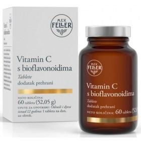 m.e.v. feller Vitamin C with bioflavonoids