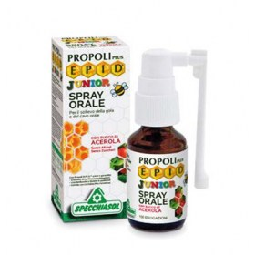 Specchiasol Epid Junior sprej za usta, 15ml
