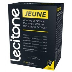 Lecitone Jeune za mlade kapsule za pamćenje i koncentraciju