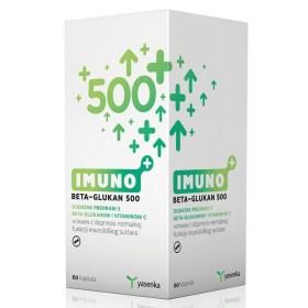 Yasenka Imuno BC kapsule 60x500mg