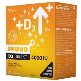 Yasenka IMUNO D3 Direkt 4000 IU
