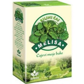 Suban Melisa čaj, 30g
