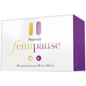 FemiPause capsules to relieve menopausal problems
