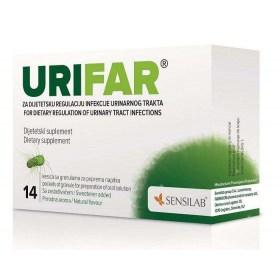 Sensilab Urifar helps with bladder inflammation 14 bags