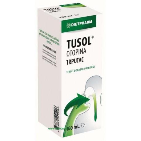 Dietpharm Tusol trputac sirup