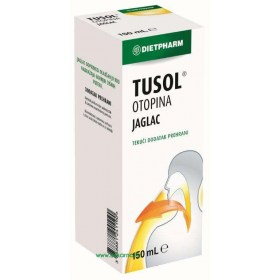 Dietpharm Tusol jaglac sirup, 150ml