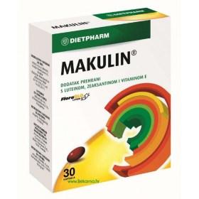 Dietpharm Makulin kapsule, 30 kom.
