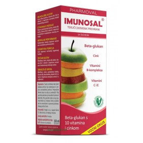 Imunosal tekući dodatak prehrani, 150ml